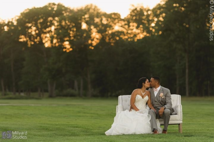 NH Wedding Photographer / Milllyard Studios / Manchester Country Club / Ontaya and Rolaundo