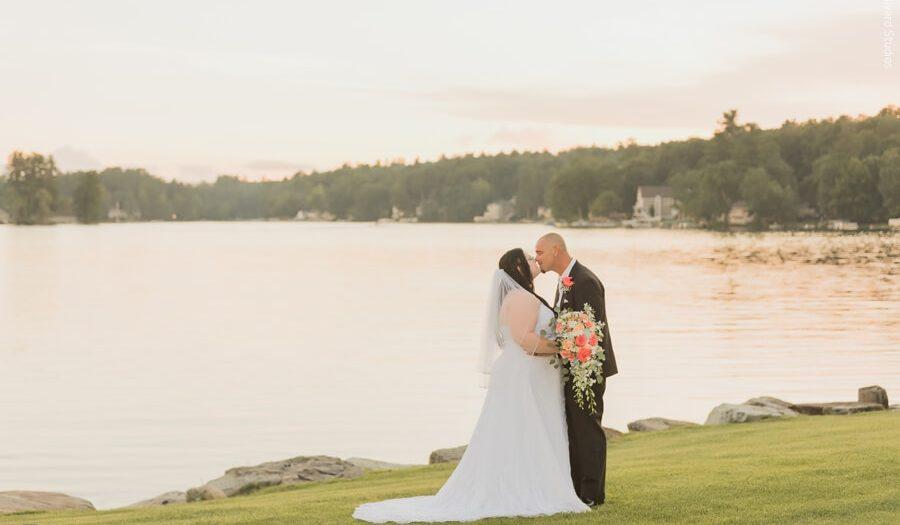 NH Wedding Photographer / Millyard Studios / Jennifer & Tommy / The Castleton