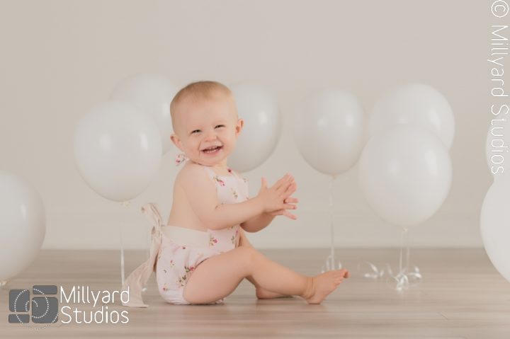 Best NH Baby Photographer-First Birthday ©Millyard Studios