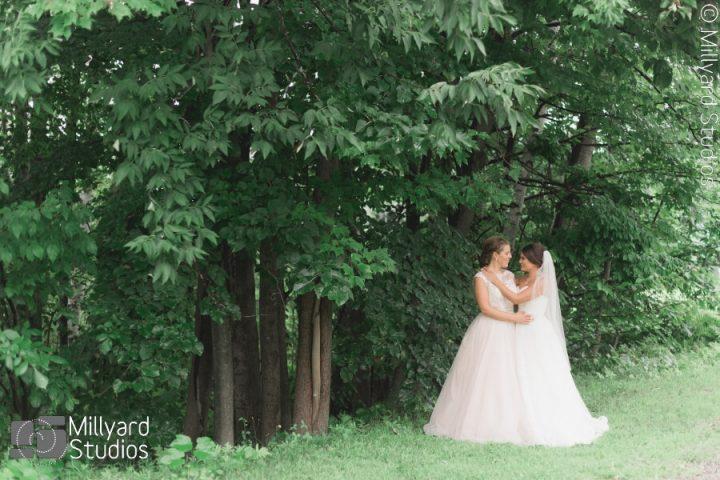 NH Wedding Photographer / Millyard Studios / Pat's Peak / Margaret & Sarah