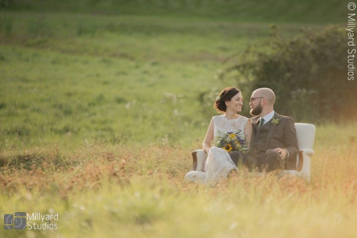 NH & MA Wedding Photographer / Millyard Studios / Pierce Farm at Which Hill / Erica & William