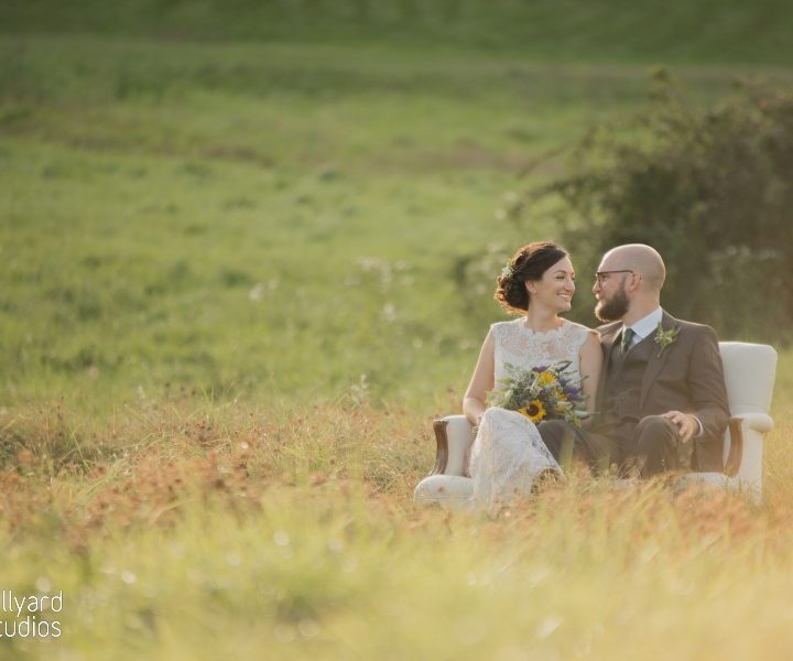 NH & MA Wedding Photographer / Millyard Studios / Pierce Farm at Which Hill / Erica & William