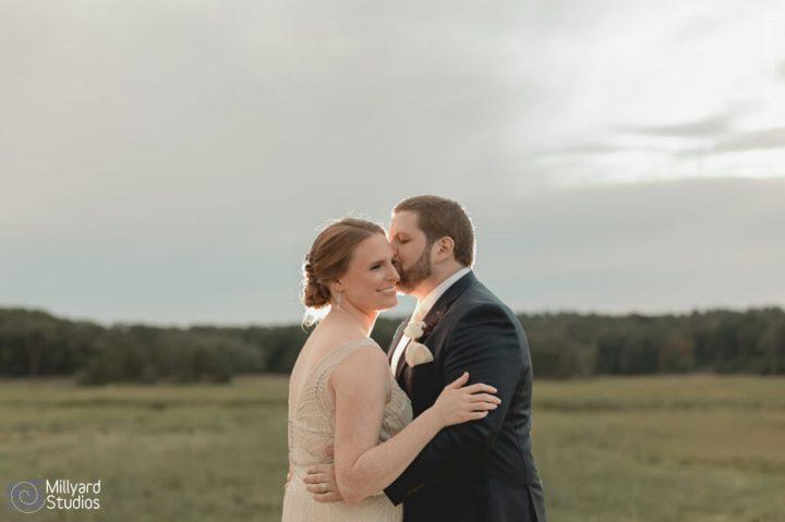 MA Wedding Photographer / Millyard Studios / Sara & Pete / The Essex Room