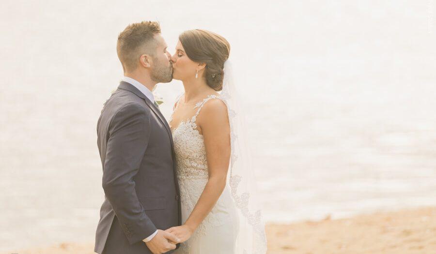 NH Wedding Photographer / Millyard Studios / La Piece The Room / Kathleen and Jon