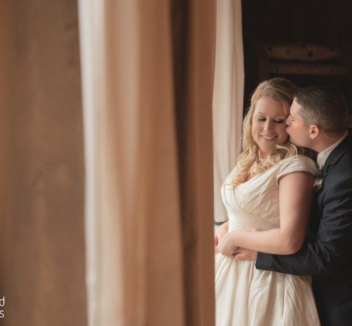 NH Wedding Photographer / Millyard Studios / The Barn on the Pemi / Stephanie & Nick