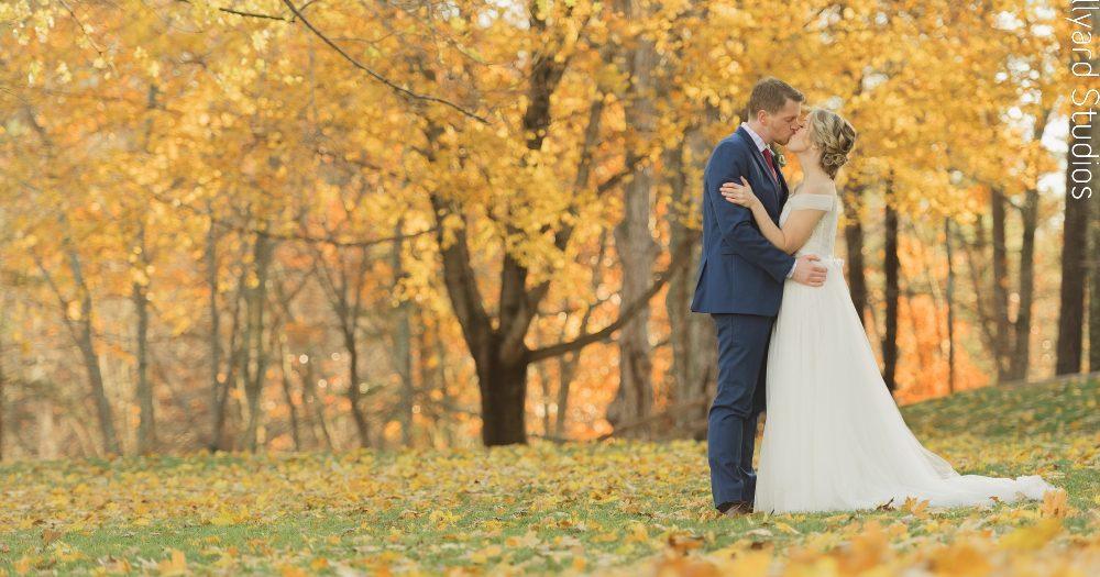 NH Wedding Photographer / Millyard Studios / The Thompson Inn / Katie & Chad