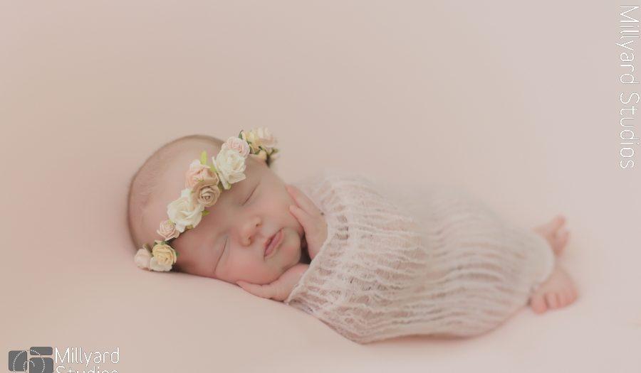 NH Newborn Photographer/Millyard Studios