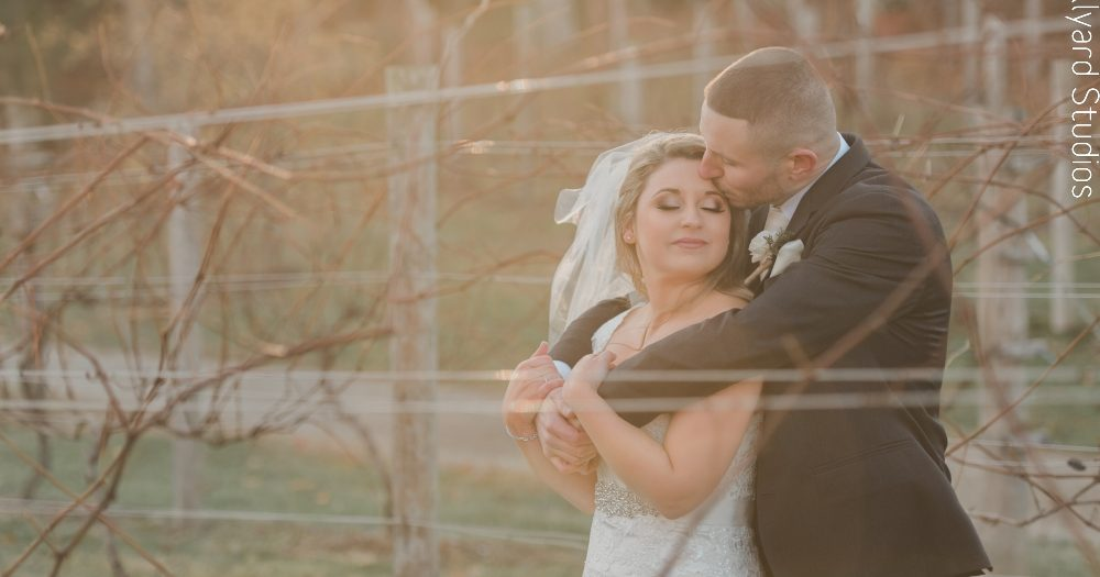 NH Wedding Photographer / Millyard Studios / Zorvino Vineyards / Sarah & Dan