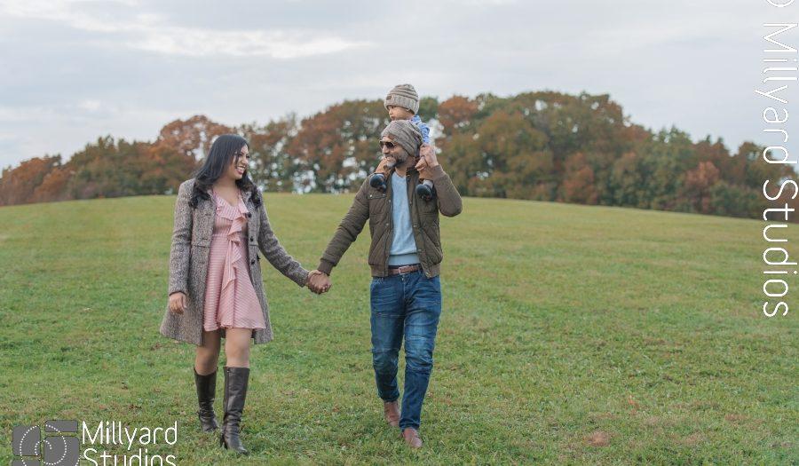 Family Photos/ Cake Smash/ Fall Photos/ Millyard Studios