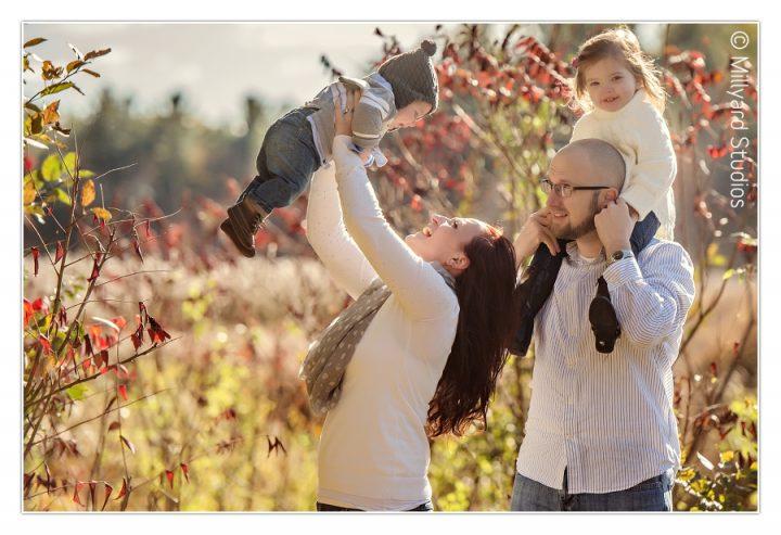 New Hampshire Family Photographer/ Millyard Studios