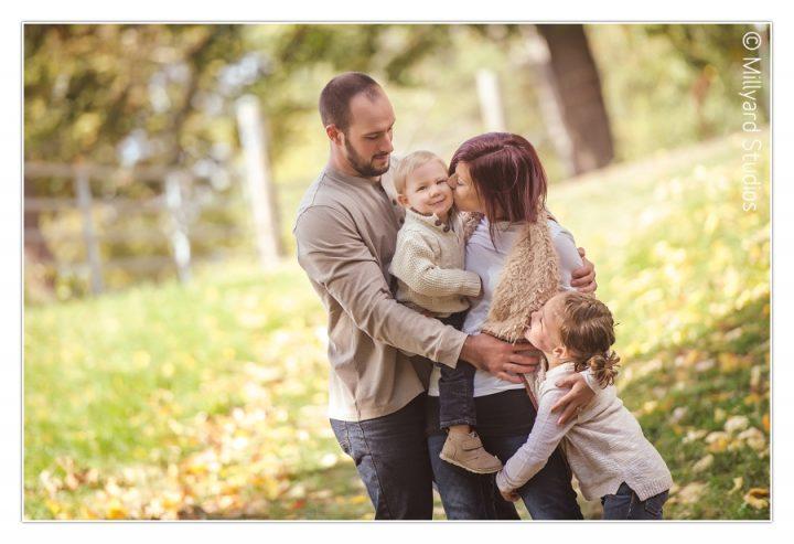 Fall Family Photography/ New Hampshire