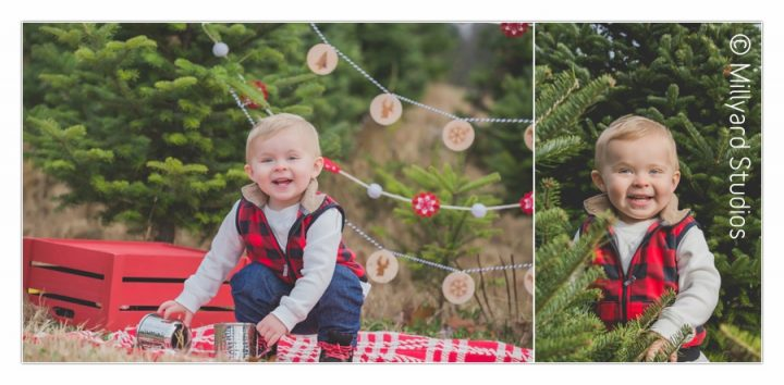 New Hampshire Holiday Photos by Millyard Studios