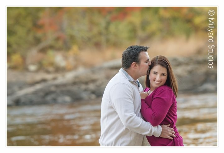NH Wedding Photographers / Millyard Studios / Jessica and Ryan / Engagement Session