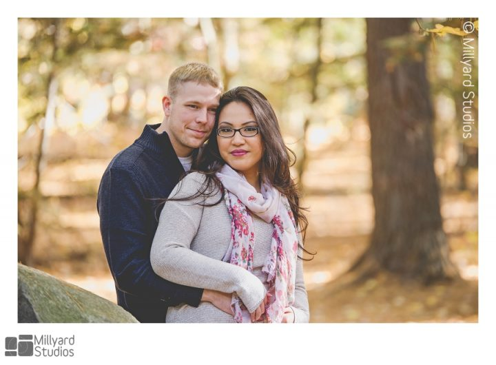 New Hampshire Engagement Photographer / Jenny & Luke