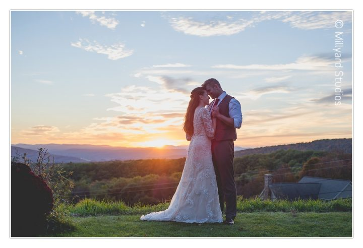 NH Wedding Photography / Backyard Wedding/ Gill & Mikki