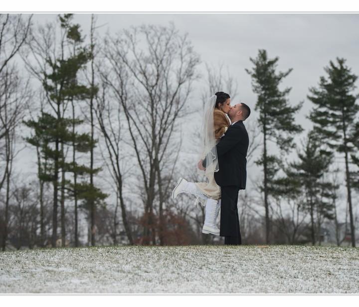 NH Wedding Photographer / Millyard Studios / The Renaissance / Lyndsey & Tim