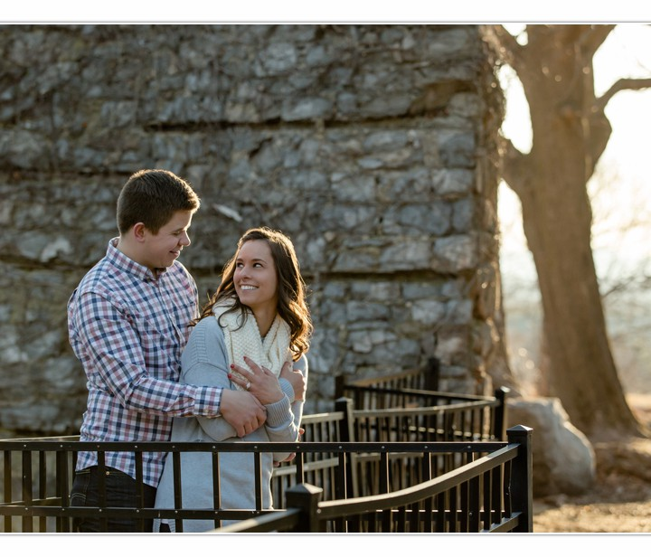 NH wedding photographers / Millyard Studios / Kelly and Brent / Engagement Session