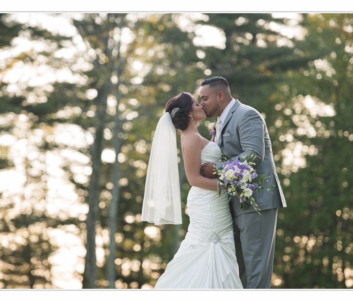 NH Wedding Photographer / Millyard Studios / Brittany & Luis / Sky Meadow Country Club