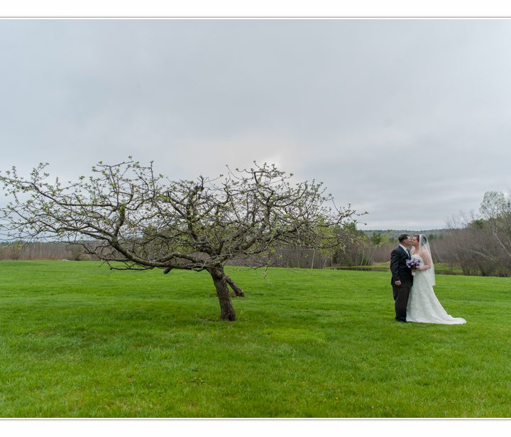 NH Wedding Photographer / Millyard Studios / Cassie and Frankie / Dell-Lea Country Club