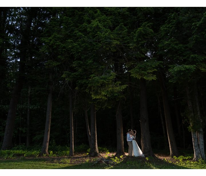 NH Wedding Photographers / Millyard Studios / Katie & Derek / Gunstock Mountain & Dexter's Inn