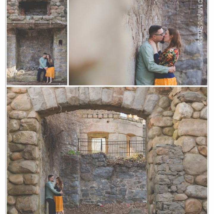 Engagement Photographer New Hampshire/ Millyard Studios