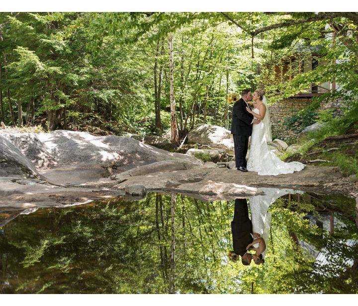 NH Wedding Photographer / Millyard Studios / Woodstock Inn Station and Brewery / Courtney & Erik