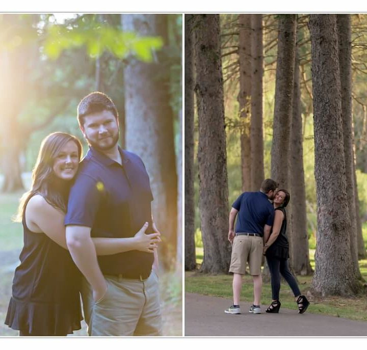 New Hampshire Engagement Photographer / Millyard Studios