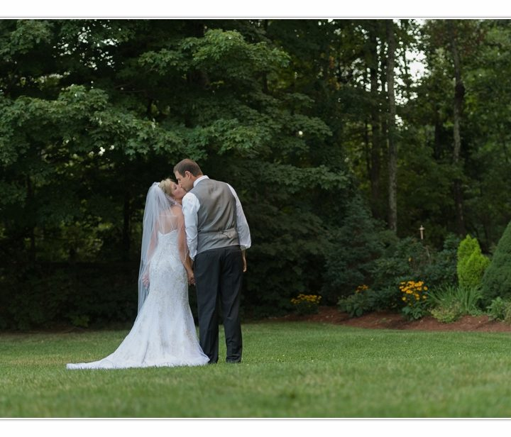 NH Wedding Photographer / Millyard Studios / Bedford Village Inn / Jaclyn & Josh