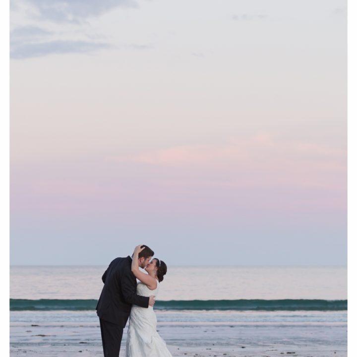 NH Wedding Photographers / Millyard Studios / Danielle & Terence / York Harbor Inn