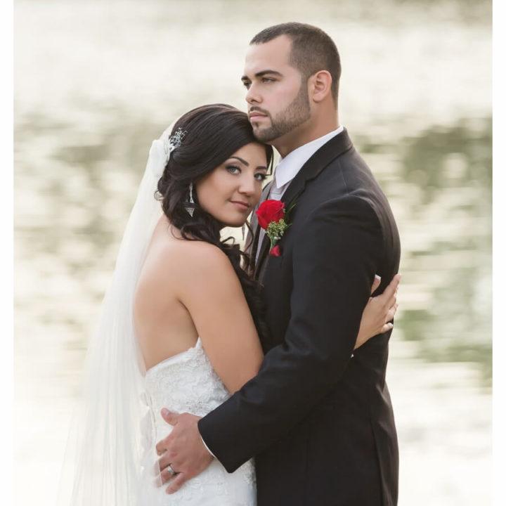 NH Wedding Photographer / Millyard Studios / Brittany & Mark / Nashua Radisson