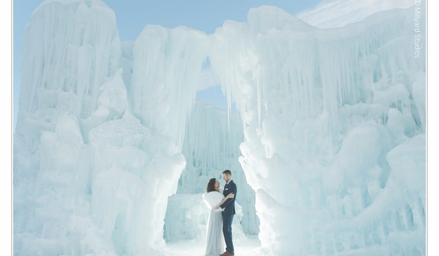 Ice Castles New Hampshire/ Millyard Studios