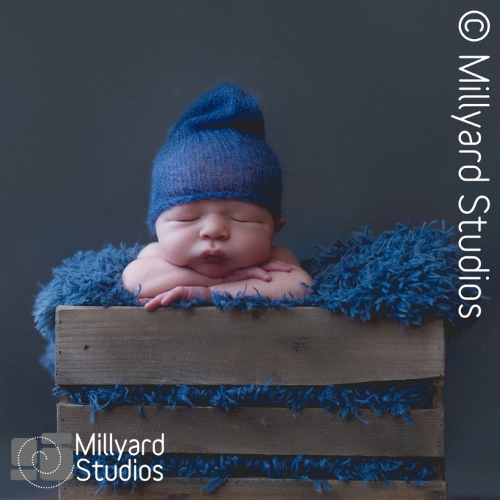 Newborn Photographer NH/ Millyard Studios/