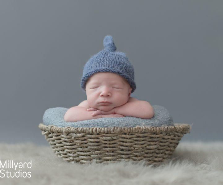 Newborn Photographer/ NH/ Millyard Studios