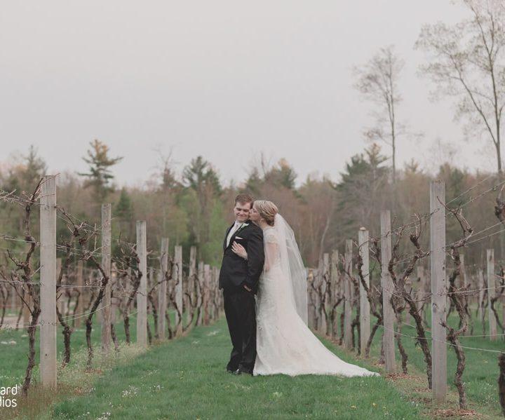 NH Wedding photographers / Millyard Studios / Christine & Michael / Zorvino Vineyards
