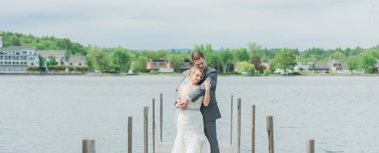NH Wedding Photographer / Millyard Studios / Church Landing / Julie & Nick