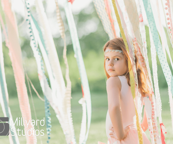 Children's Photographer NH - Millyard Studios - Creative Portraits