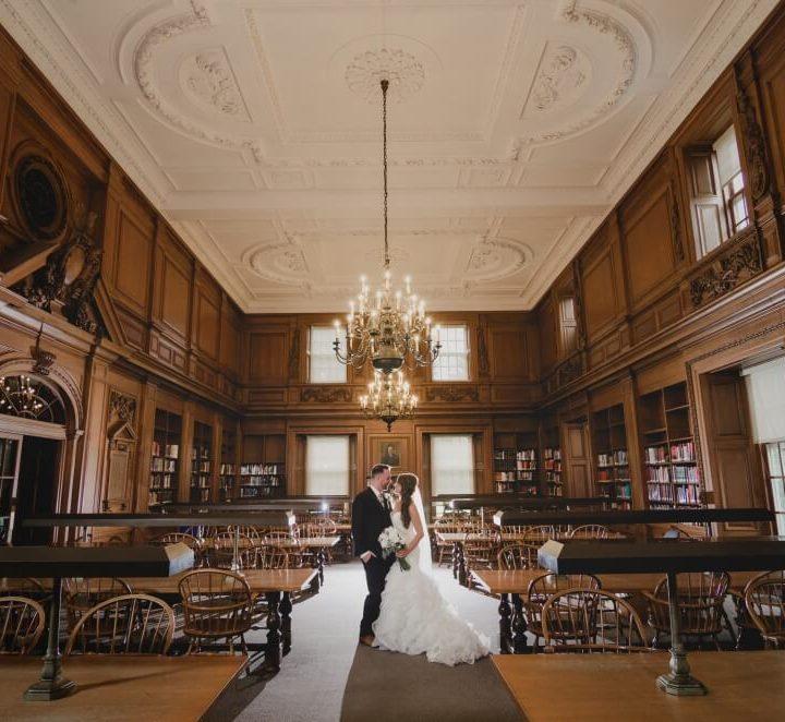 NH Wedding Photographer / Millyard Studios / Phillips Academy Andover / Jamie & Stevie
