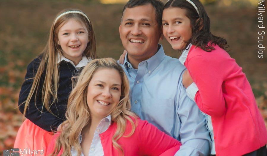 Fall Family Photos NH Photographer