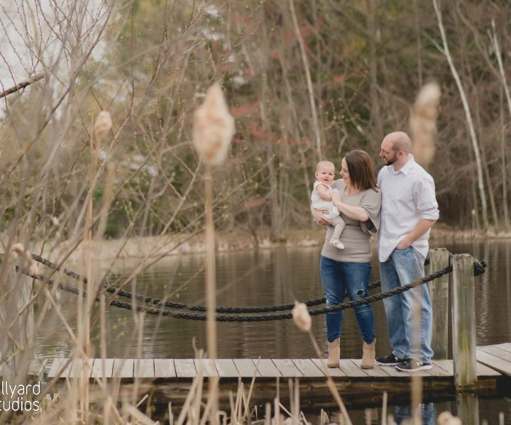 Family Photographer NH/ One Year Baby Photographer