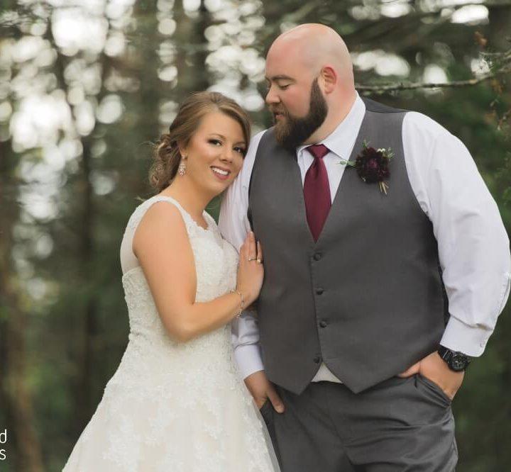NH Wedding Photographer / Millyard Studios / Mount Sunapee Resort / Morgan & Justin