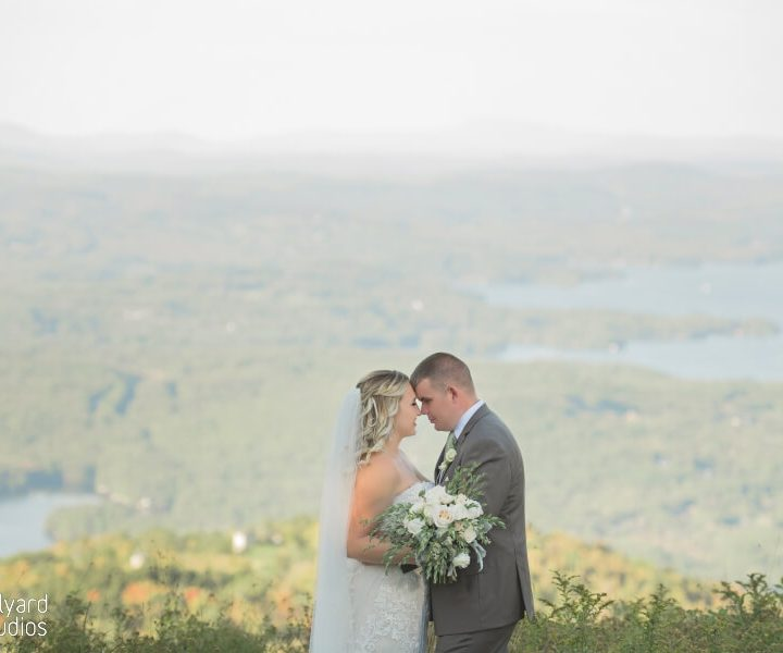 NH Wedding Photographer / Millyard Studios / Mount Sunapee Resort / Alex & Brian