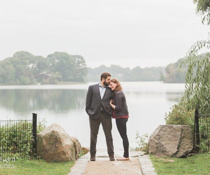 Engagement Photography NH & MA / Millyard Studios / Sara & Peter