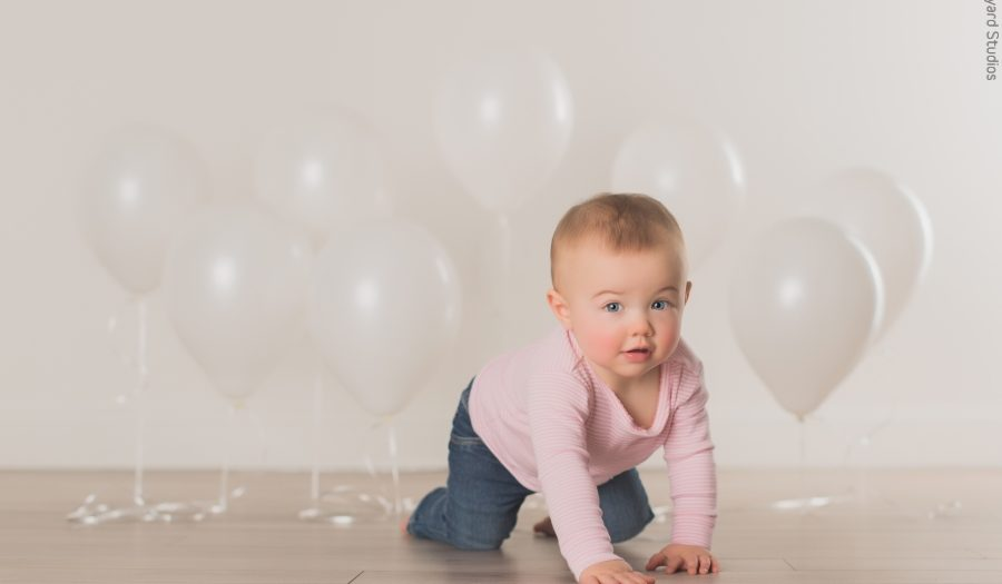 First Birthday Session / Millyard Studios