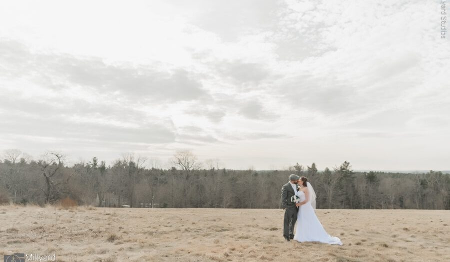 Wedding Photography NH / Millyard Studios / Harrington Farm / Stephanie & Steven