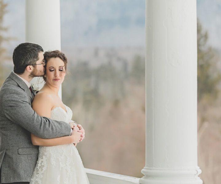 NH Wedding Photographer   Millyard Studios   Omni Mount Washington Hotel   Janna & Graham