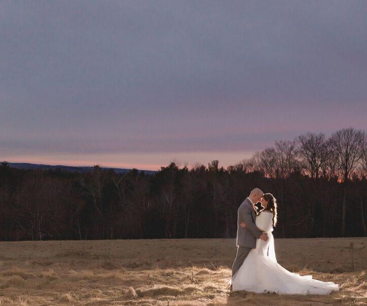 NH & MA Wedding Photographer   Millyard Studios   Regan & Josh   Harrington Farm