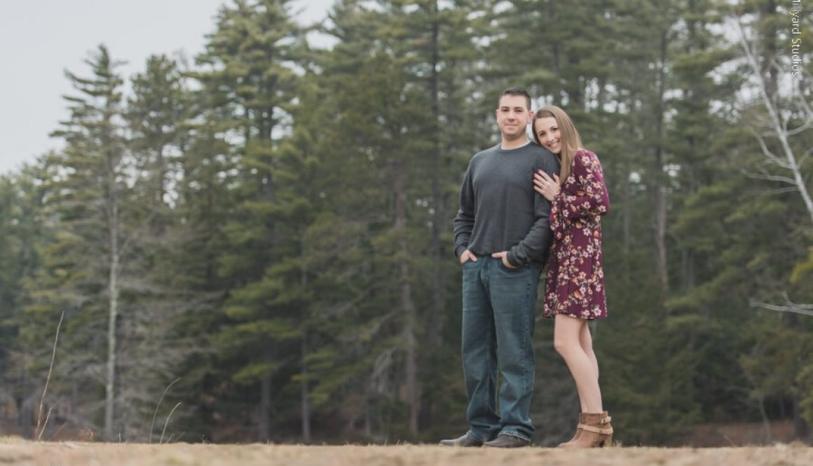 NH Engagement Photographer Millyard Studios 17