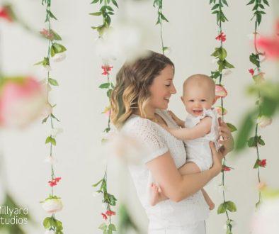 New Hampshire Baby Photographer Millyard Studios 1