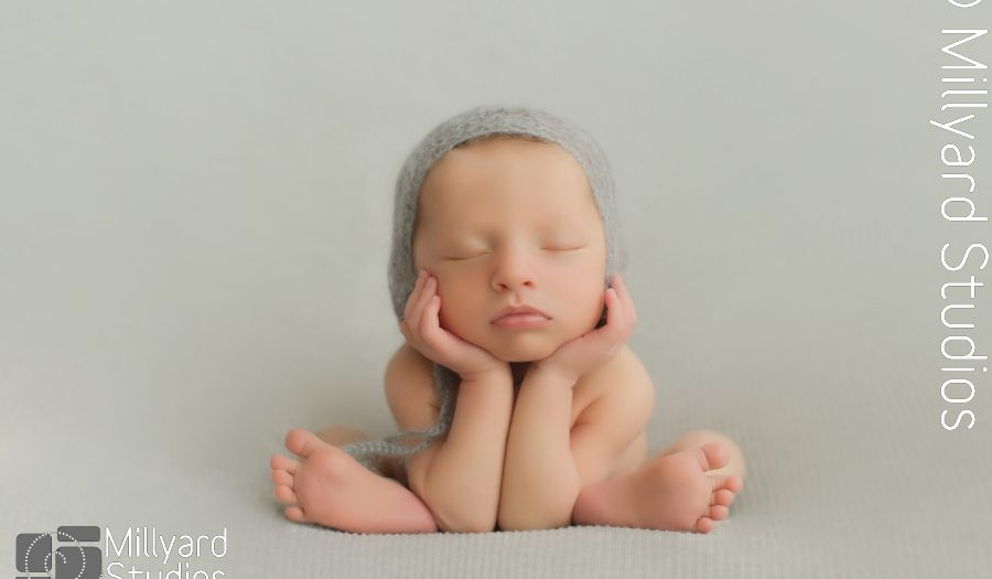 Newborn Photographer NH/ Millyard Studios