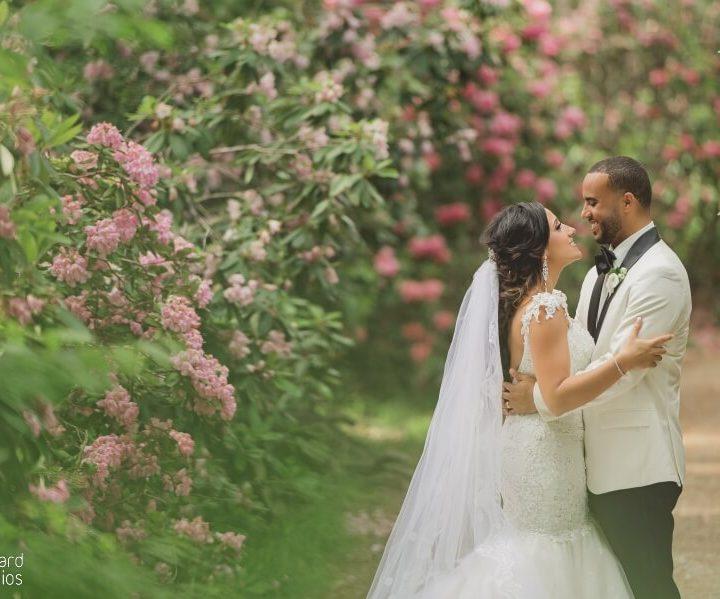 NH Wedding Photographer / Millyard Studios / Blue Ocean Event Center / Vickie & Patrick